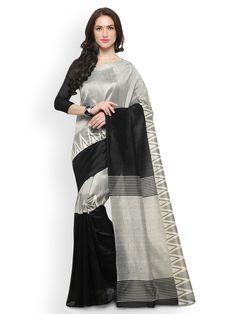 Grey Saree, Indian Wear, Kimono Top, How To Wear, Tops, Dresses, Women, Fashion, Vestidos