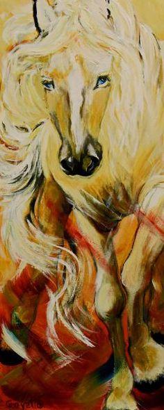 Peinture - medium Acrylique - Diane Goyette