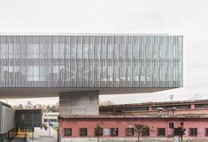 Labics, MARCO CAPPELLETTI, Fernando Guerra / FG+SG · Città del Sole