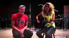 Roar by Katy Perry (Acoustic Cover) - Tori Kelly & Scott Hoying