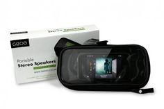 Gizoo Portable Waterproof Speaker
