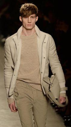 Bottega Veneta Milano Fashion Week: Ohne Leder geht gar nichts [Seite 2] - Wintermode 2014 - derStandard.at › Lifestyle