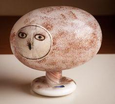 Glass owl Oiva Toikka Very rare! Decoration, Colored Glass, Figurative, Finland, Owls, Vases, Design Art, Bottles, Pottery