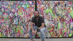 Sacha Jafri - Live Painting over 27 hours at Atlantis - Global Teacher Prize Atlantis, Teacher, Earth, Live, Artist, Painting, Professor, Painting Art, Paintings