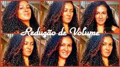 BELEZA EM AÇÃO: Dicas para reduzir o volume dos cabelos