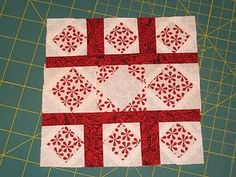 Nearly Insane Quilts: Block 62