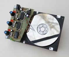 analog hard drive