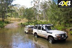 Condamine Gorge Track: Queensland