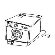 Una pareja sin recursos necesita una lavadora - Agora Máis Que Nunca