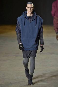 Robert Geller Fall/Winter 2016/17 - New York Fashion Week Men's