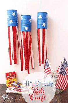 these adorable Fourth of July crafts for kids. They will make simple and inexpensive summer Activities for Kids.Love these adorable Fourth of July crafts for kids. They will make simple and inexpensive summer Activities for Kids. Fourth Of July Crafts For Kids, Summer Activities For Kids, 4th Of July Party, Summer Kids, July 4th, 4th July Crafts, Senior Activities, Family Activities, August Kids Crafts