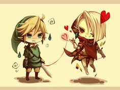 Chibi The Legend of Zelda