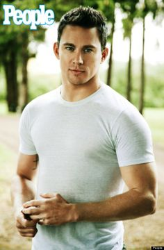 Channing Tatum named 2012 sexiest man alive by People