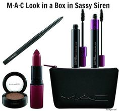 MAC Look In A Box - Sassy Siren set (Nordstrom Anniversary Sale Beauty Exclusive)