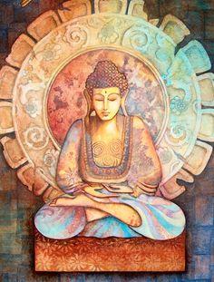 Buddha by Holly Sierra