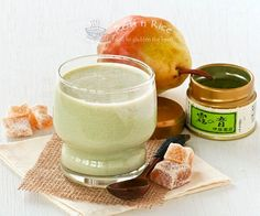 How to Crystallized Ginger Soy Smoothie