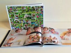 Great for Grandparents Day - Christmas! Collage.com – 51% off 20-Page 11.5″x8″ Hardcover Photo Book  #photobooks #deals