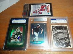 awesome 30 graded sports cards baseball football hockey psa bgs sgc bccg - For Sale View more at http://shipperscentral.com/wp/product/30-graded-sports-cards-baseball-football-hockey-psa-bgs-sgc-bccg-for-sale/