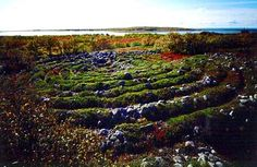 The Stone Labyrinths in Karelia