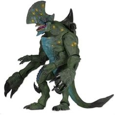 Following the success of the recently released deluxe Scunner, Trespasser and Knifehead v.2 comes the next HUGE Kaiju – Axehead!