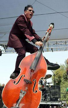 King Doublebass, Custom made Lee Rocker Disney Up-Right Bass, 2004 ...
