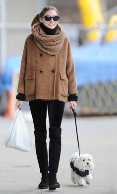 Kate Moss, Jessica Alba & Olivia Palermo's Winter Boots | Grazia Fashion