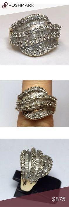 1.35 carat 14k yellow gold diamond cocktail ring 1.35 carat 14k yellow gold diamond cocktail ring Jewelry Rings