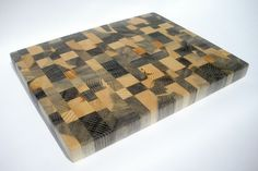 Cutting board in blue pine. $68 (I might need to start a pin board for all the cutting boards I'm in love with)