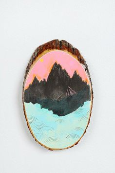 Cathy McMurray Journey Wall Art #urbanoutfitters