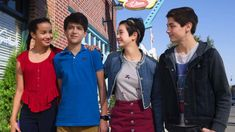 Disney Channel to feature its first coming-out story on 'Andi Mack' - ABC News