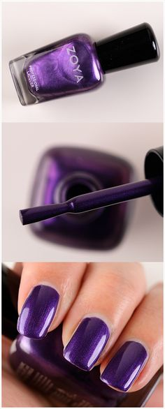 Zoya Suri Nail Lacquer from the Designer, Diva, and Gloss Collection