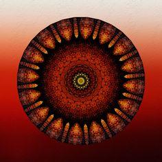 jour de recueillement ; day of contemplation ; dia de contemplação Mandala de Pierre Vermersch Digital Drawings