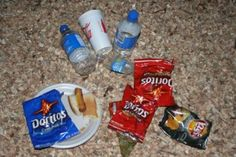 Are You Packing A Trashy School Lunch?  Being eco-friendly saves you money...