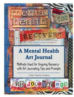 A FREE [beautiful] Mental Health Art Journal workbook from http://dailyreprievecenter.com. It's a great method to sort through issues.