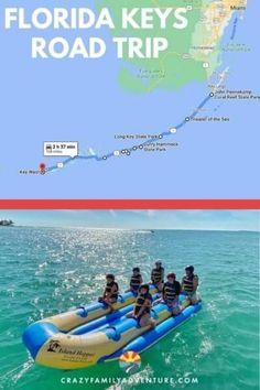 Florida Keys Map, Marathon Florida Keys, Road Trip Florida, Fl Keys, Florida Vacation, Road Trip Usa, Florida Travel, Florida Camping, West Florida