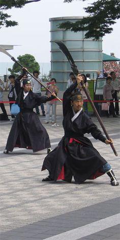 Warriors' display, Seoul, South Korea