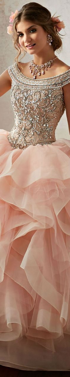 Peach very elegant