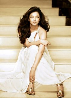 Aishwarya Rai - She's so stinking pretty I will watch whatever she is in no matter how bad it is.  *laugh*