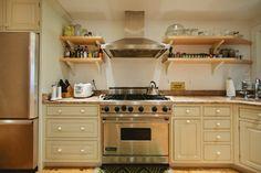 Sick, big kitchen in Baltimore brownstone