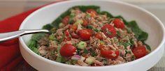Fresca, saludable, deliciosa! Solo hay que seguir el paso a paso para preparar esta fácil y rápida receta! A disfrutarla sola, como acompañante o en sandwiches, siempre espectacular!…