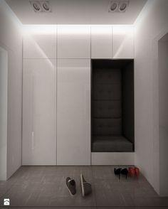 korytarz - zdjęcie od MKdesigner - Hol / Przedpokój - Styl Nowoczesny - MKdesigner