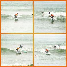 La de hoy en Instagram: La práctica hace al maestro. El clima está perfecto y las olas también. #surf #Lima #Peru #learntosurf #surfinglessons #EndlessSummer #Miraflores #Makaha #beachlife #surfisfun #surfwithfriends - http://ift.tt/1K8gmug