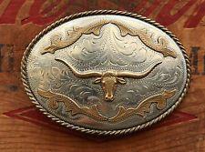 buckles Vintage rodeo belt
