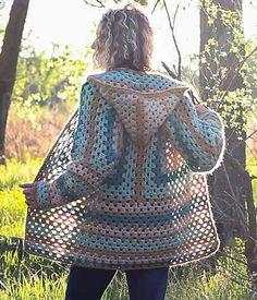 Cardigan Crochet Free Pattern Women | Crochet Cardigan Free Pattern, Crochet, Free Patterns, Cardigan, DIY, Crafts, Crochet Tips, Crochet Hook , Woman's Crochet, Crochet Tutorial, Ravelry, Yarn Crochet.
