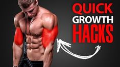 BICEP & TRICEP WORKOUT FOR MASS! - YouTube