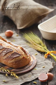 Fresh Bread by Food Photography by Alexey & Julia, via Flickr