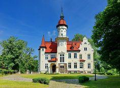 Herrenhaus Tralau, Schleswig-Holstein (Familie Jenisch, Grafen von Kerssenbrock).