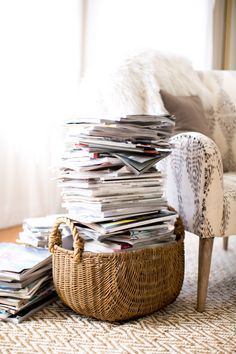 For daily reads: http://www.stylemepretty.com/living/2015/09/02/stylish-storage-baskets-to-organize-your-entire-life/