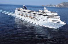Go on a ship cruise?