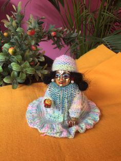 Bal Krishna, Radha Krishna Love, Radha Kishan, Laddu Gopal Dresses, Bal Gopal, Ladoo Gopal, Dp Photos, Woolen Dresses, Radha Krishna Wallpaper